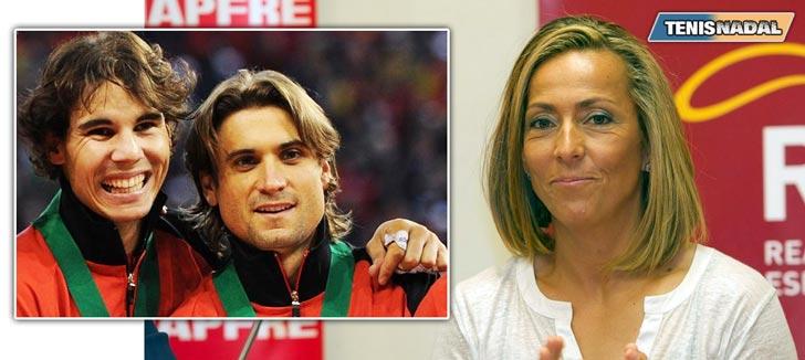 """David Ferrer: """"Dudo mucho que a Rafa Nadal no le dejasen jugar en los JJOO por la Davis"""""""