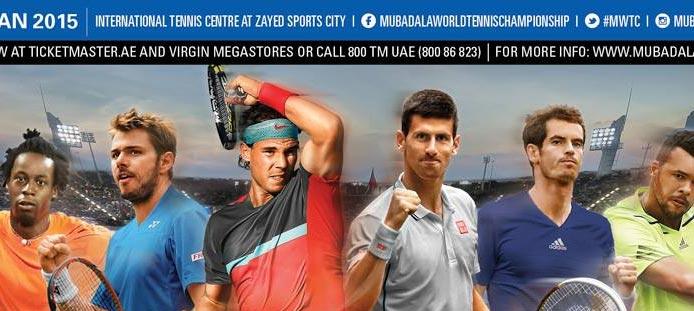 Rafa Nadal estrenará 2015 en Abu Dhabi