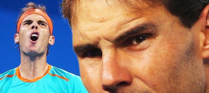 Rafa Nadal intentará jugar en Shanghai a pesar de su apendicitis