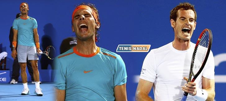 """Rafael Nadal: """"No está bien comenzar así pero tampoco me afecta mucho"""""""
