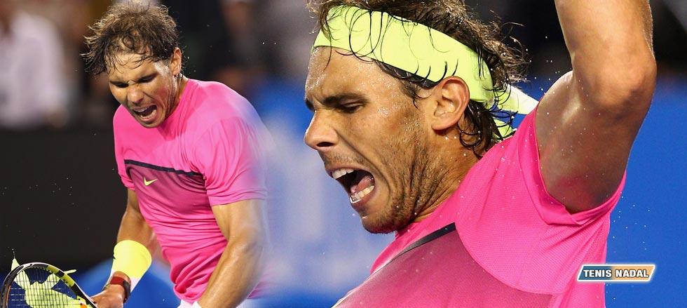 """Rafael Nadal: """"No tengo dolor pero necesito mejorar en todo"""""""