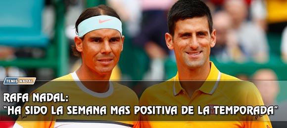 Rafael Nadal: Espero que Montecarlo sea un punto clave en mi temporada