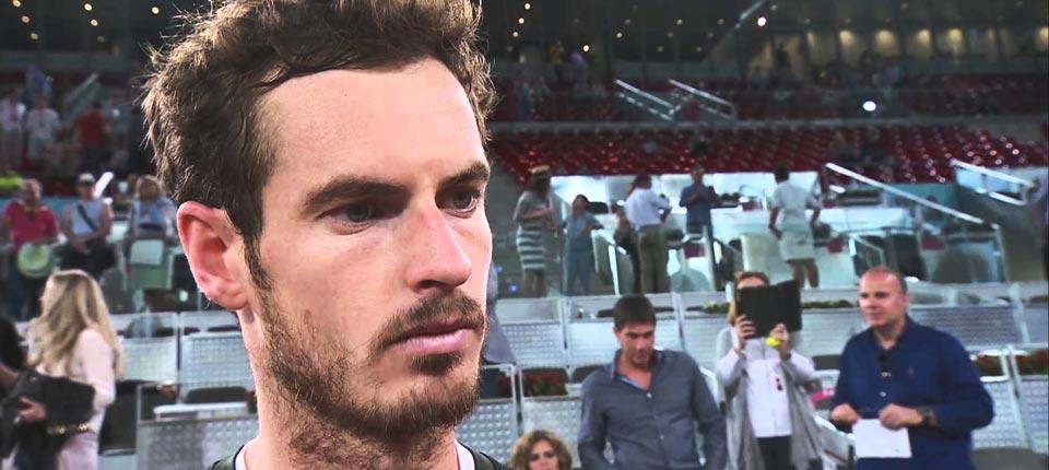 """Andy Murray: """"La final contra Rafa será como jugar una Copa Davis fuera de casa"""""""