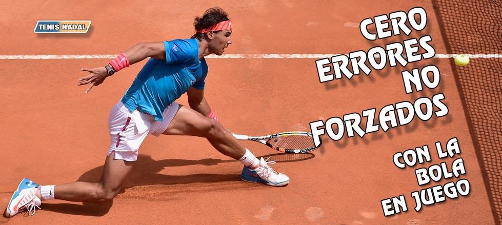 Nadal firmó ante Isner una estadística para la historia