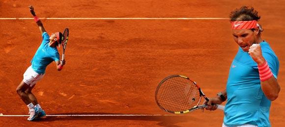 Rafael Nadal: No se me ha olvidado jugar