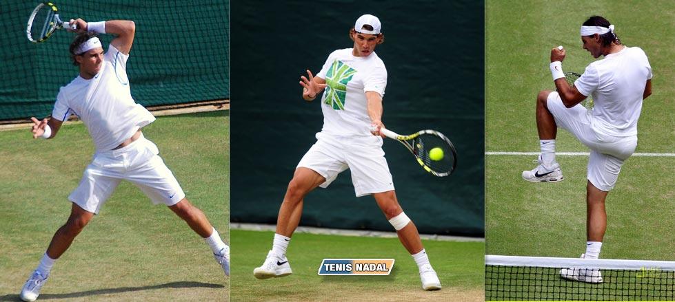 ¿La hierba le va bien a Rafa Nadal? Responde Toni Nadal