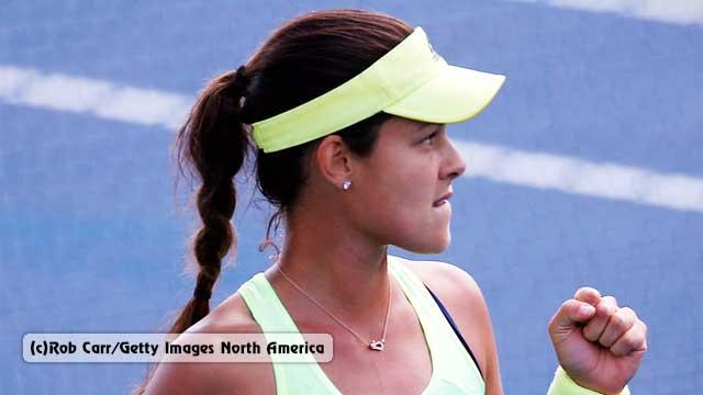 Ana Ivanovic, tras su lesión se inspira en Rafa Nadal