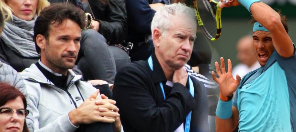 """Carlos Moyá: """"No se puede descartar a Rafa, él volverá a la lucha por los Slams"""""""